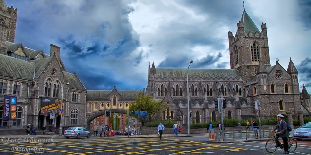 Christ-Church-Cathedral-Dublin-Panorama