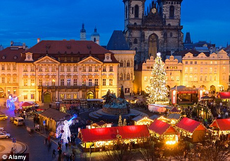 Christmas Market in the Square